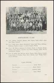 Page 11, 1933 Edition, Pendleton High School - Papyrus Yearbook (Pendleton, IN) online yearbook collection