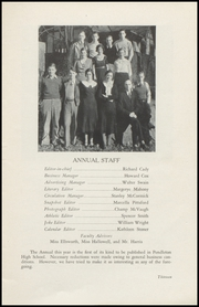 Page 15, 1933 Edition, Pendleton High School - Papyrus Yearbook (Pendleton, IN) online yearbook collection
