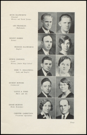 Page 5, 1933 Edition, Pendleton High School - Papyrus Yearbook (Pendleton, IN) online yearbook collection