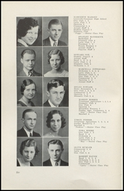 Page 8, 1933 Edition, Pendleton High School - Papyrus Yearbook (Pendleton, IN) online yearbook collection