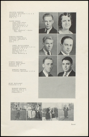 Page 9, 1933 Edition, Pendleton High School - Papyrus Yearbook (Pendleton, IN) online yearbook collection