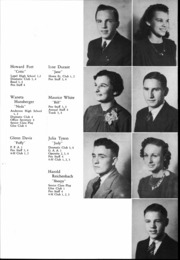 Page 10, 1940 Edition, Pendleton High School - Papyrus Yearbook (Pendleton, IN) online yearbook collection