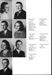 Page 11, 1940 Edition, Pendleton High School - Papyrus Yearbook (Pendleton, IN) online yearbook collection