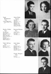 Page 12, 1940 Edition, Pendleton High School - Papyrus Yearbook (Pendleton, IN) online yearbook collection