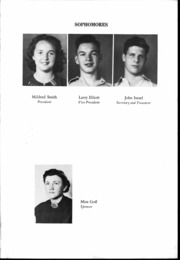 Page 16, 1940 Edition, Pendleton High School - Papyrus Yearbook (Pendleton, IN) online yearbook collection