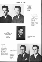 Page 8, 1940 Edition, Pendleton High School - Papyrus Yearbook (Pendleton, IN) online yearbook collection