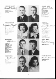 Page 11, 1944 Edition, Pendleton High School - Papyrus Yearbook (Pendleton, IN) online yearbook collection