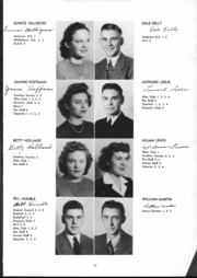 Page 12, 1944 Edition, Pendleton High School - Papyrus Yearbook (Pendleton, IN) online yearbook collection