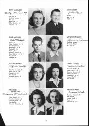 Page 13, 1944 Edition, Pendleton High School - Papyrus Yearbook (Pendleton, IN) online yearbook collection