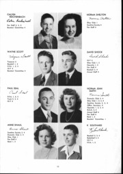Page 14, 1944 Edition, Pendleton High School - Papyrus Yearbook (Pendleton, IN) online yearbook collection