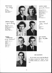 Page 15, 1944 Edition, Pendleton High School - Papyrus Yearbook (Pendleton, IN) online yearbook collection