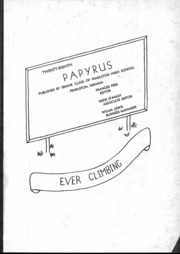 Page 2, 1944 Edition, Pendleton High School - Papyrus Yearbook (Pendleton, IN) online yearbook collection