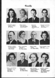 Page 6, 1944 Edition, Pendleton High School - Papyrus Yearbook (Pendleton, IN) online yearbook collection