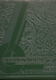 1948 Edition, Pendleton High School - Papyrus Yearbook (Pendleton, IN)