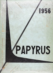 1956 Edition, Pendleton High School - Papyrus Yearbook (Pendleton, IN)
