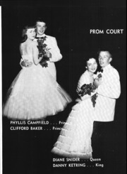 Page 12, 1957 Edition, Pendleton High School - Papyrus Yearbook (Pendleton, IN) online yearbook collection