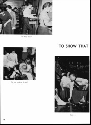 Page 17, 1957 Edition, Pendleton High School - Papyrus Yearbook (Pendleton, IN) online yearbook collection