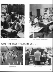 Page 6, 1957 Edition, Pendleton High School - Papyrus Yearbook (Pendleton, IN) online yearbook collection