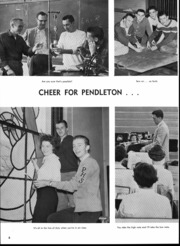 Page 7, 1957 Edition, Pendleton High School - Papyrus Yearbook (Pendleton, IN) online yearbook collection