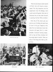 Page 8, 1957 Edition, Pendleton High School - Papyrus Yearbook (Pendleton, IN) online yearbook collection