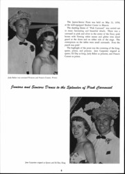 Page 11, 1959 Edition, Pendleton High School - Papyrus Yearbook (Pendleton, IN) online yearbook collection