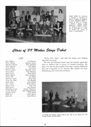 Page 13, 1959 Edition, Pendleton High School - Papyrus Yearbook (Pendleton, IN) online yearbook collection