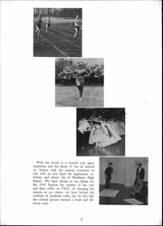 Page 5, 1959 Edition, Pendleton High School - Papyrus Yearbook (Pendleton, IN) online yearbook collection
