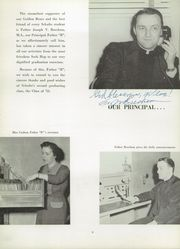 Page 12, 1955 Edition, Schulte High School - Spire Yearbook (Terre Haute, IN) online yearbook collection