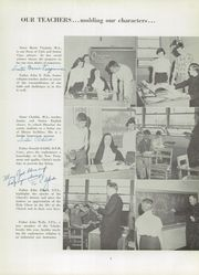 Page 13, 1955 Edition, Schulte High School - Spire Yearbook (Terre Haute, IN) online yearbook collection
