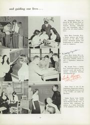 Page 14, 1955 Edition, Schulte High School - Spire Yearbook (Terre Haute, IN) online yearbook collection