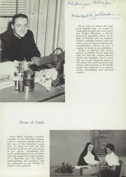 Page 15, 1956 Edition, Schulte High School - Spire Yearbook (Terre Haute, IN) online yearbook collection