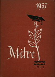 Page 1, 1957 Edition, Schulte High School - Spire Yearbook (Terre Haute, IN) online yearbook collection