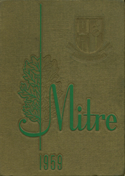 Page 1, 1959 Edition, Schulte High School - Spire Yearbook (Terre Haute, IN) online yearbook collection