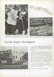 Page 12, 1959 Edition, Schulte High School - Spire Yearbook (Terre Haute, IN) online yearbook collection