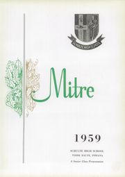 Page 7, 1959 Edition, Schulte High School - Spire Yearbook (Terre Haute, IN) online yearbook collection