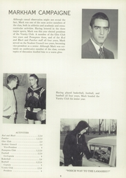 Page 13, 1959 Edition, Park Tudor School - Chronicle Yearbook (Indianapolis, IN) online yearbook collection