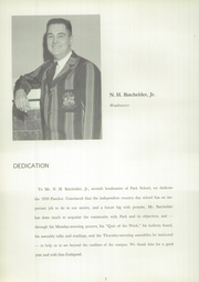 Page 6, 1959 Edition, Park Tudor School - Chronicle Yearbook (Indianapolis, IN) online yearbook collection