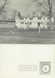 Page 9, 1959 Edition, Park Tudor School - Chronicle Yearbook (Indianapolis, IN) online yearbook collection