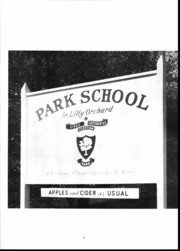 Page 12, 1970 Edition, Park Tudor School - Chronicle Yearbook (Indianapolis, IN) online yearbook collection