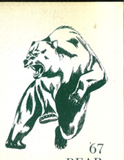 1967 Edition, Bloomington High School - Bear Yearbook (Bloomington, MN)