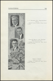 Page 12, 1923 Edition, Crothersville High School - Caruthers Yearbook (Crothersville, IN) online yearbook collection
