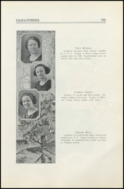 Page 15, 1923 Edition, Crothersville High School - Caruthers Yearbook (Crothersville, IN) online yearbook collection