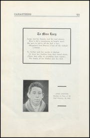 Page 16, 1923 Edition, Crothersville High School - Caruthers Yearbook (Crothersville, IN) online yearbook collection
