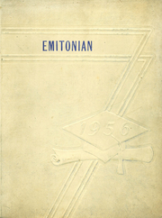 Eminence High School - Emitonian Yearbook (Eminence, IN) online yearbook collection, 1956 Edition, Page 1