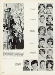 Eminence High School - Emitonian Yearbook (Eminence, IN) online yearbook collection, 1967 Edition, Page 34