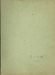 Page 1, 1945 Edition, Wheeler High School - Rosetta Yearbook (Valparaiso, IN) online yearbook collection