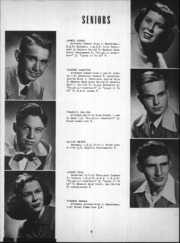Page 10, 1950 Edition, Wheeler High School - Rosetta Yearbook (Valparaiso, IN) online yearbook collection