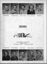 Page 13, 1950 Edition, Wheeler High School - Rosetta Yearbook (Valparaiso, IN) online yearbook collection