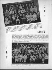 Page 17, 1950 Edition, Wheeler High School - Rosetta Yearbook (Valparaiso, IN) online yearbook collection