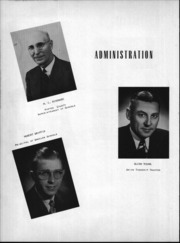 Page 5, 1950 Edition, Wheeler High School - Rosetta Yearbook (Valparaiso, IN) online yearbook collection